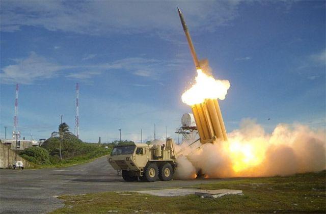 चीन ने कोरिया में अमेरिकी मिसाईल तंत्र स्थापित होने पर जताई चिंता