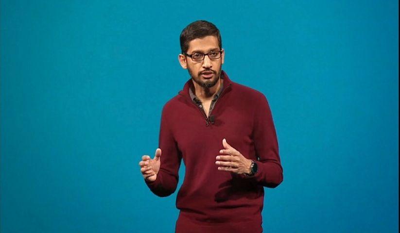 एप्पल के समर्थन में गूगल कंपनी के सीईओं ने किया ट्विट