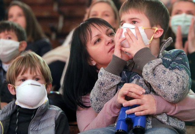 यूक्रेन में H1N1 वायरस ने ली 313 लोगों की जानें