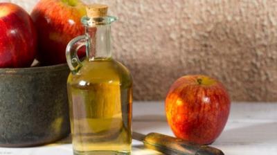 Apple Cider Vinegar(ACV) has multiple beauty benefits for skin and hair
