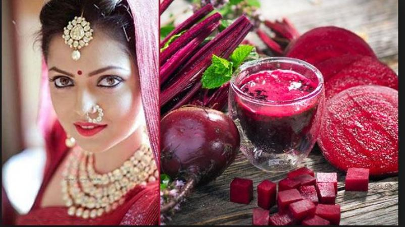 Beetroot not only important for health but also useful for hair problems  while using in these ways