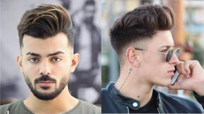 Top 5 most fashionable men's haircut 2019