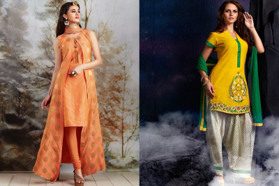 6 Types of Modern Salwar Kameez Outfits