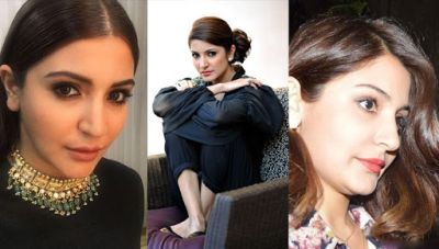 Would be bride should try Anushka Sharma's hairstyle for winter wedding
