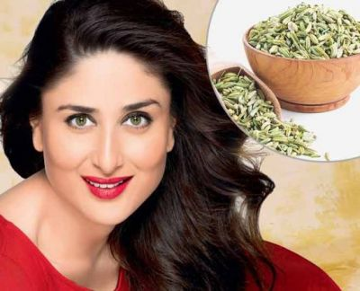 Fennel seeds bring natural glow in face