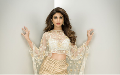 See Shilpa Shetty's latest photo shoot is all chivalry and class