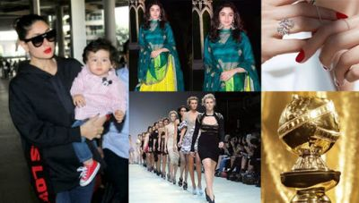 Here are top 5 news of fashion and beauty