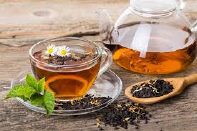 Benefits of tea in beauty and hair