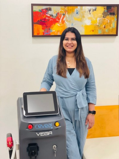 Dr. Madhuri Agarwal's Yavana Aesthetics Clinic acts as one stop solution to all beauty needs