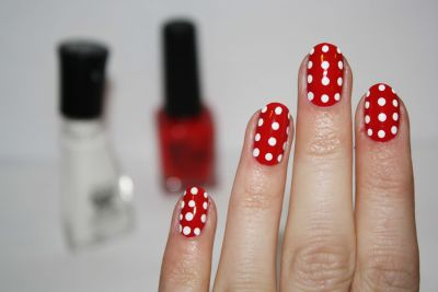 Simple Tools you can use for Nail Art Dotting