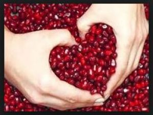 Pomegranates have 'small packet large blast' beauty and health benefits…
