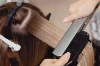 Get salons like straight hair at home, try these amazing tips