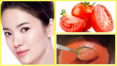 These Tomato face packs help you to get glowing and healthy skin