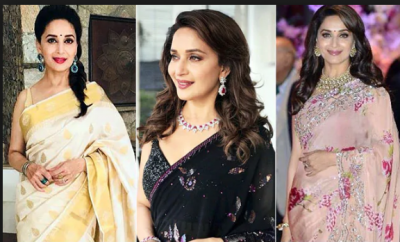 Beauty Secret of the Ageless Diva Madhuri Dixit to look graceful and charm for life