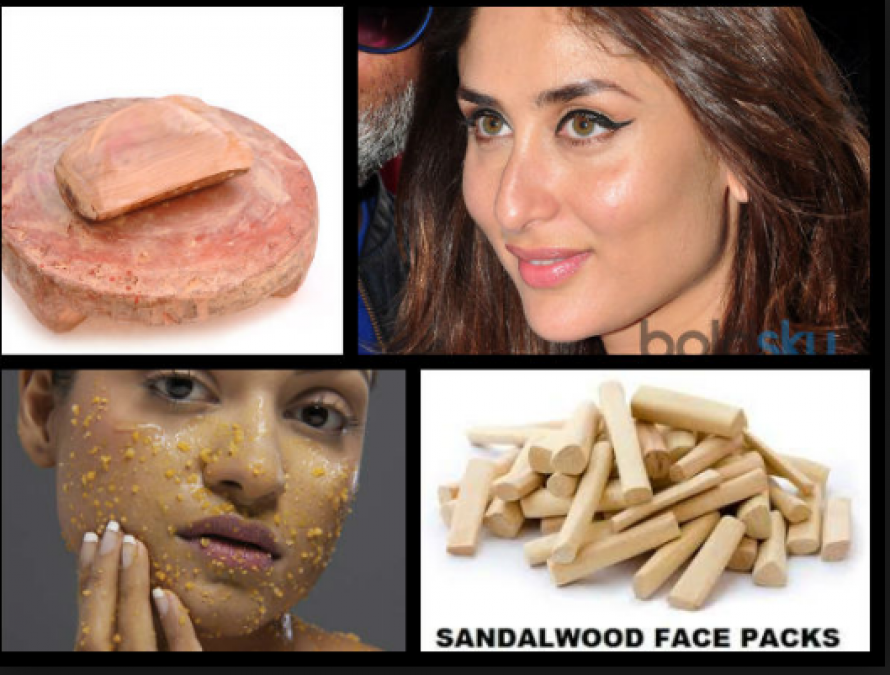 Home Made Chandan face pack for Oily skin