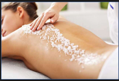 Skin Care beauty treatment using a pinch of Salt can solve all skin problems