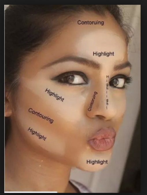 Get Perfect Contour look with these simple tips to rock on this trend