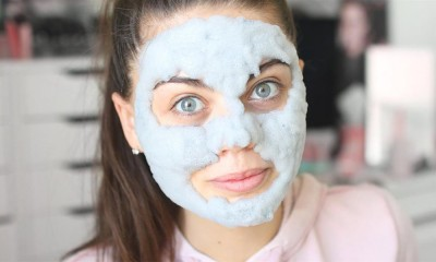 Here's how 'Bubble Face Masks' help to double up skin exfoliation for clean and glowing skin