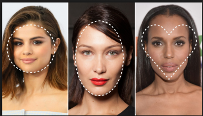 Know your face shape: Here by using simple tips can determine your face shape