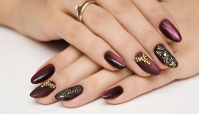 Try these amazing nail arts at home
