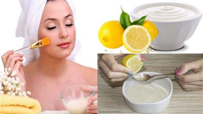 Use of Lemons make your skin glowing and shining