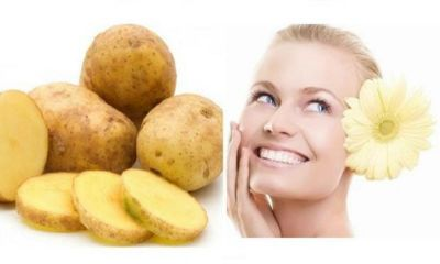 PUT THESE THINGS TOGETHER TO GET BEAUTIFUL SKIN :POTATO FACE PACK