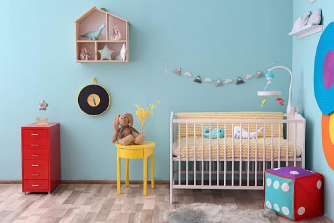 इन 5 तरीकों से सजाएं नवजात शिशु का बेडरूम