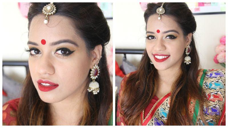 Brighten your face before playing Garba this Navaratri