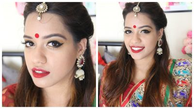 Brighten your face before playing Garba this Navaratri