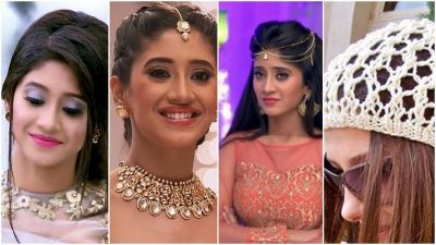 Have Shivangi Joshi's stylish look by adopting these hairstyles