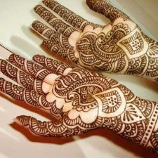 Karva Chauth Special : Easy and Simple Mehandi designs for working women