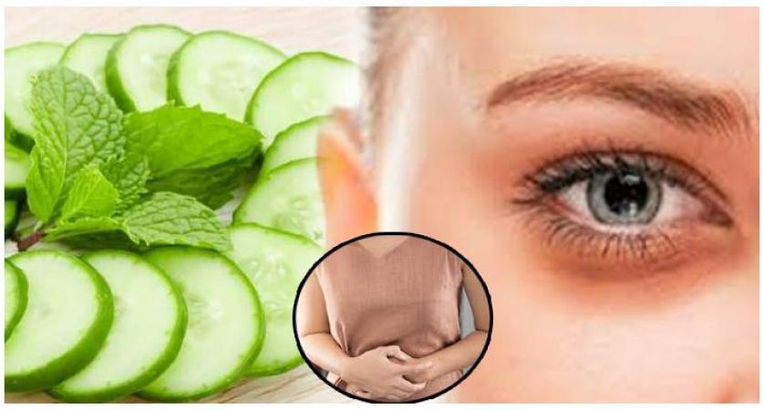 These are six benefits of eating Cucumber, that will be surprised by knowing that…