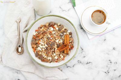 4 Nutritional value of your favourite breakfast Muesli