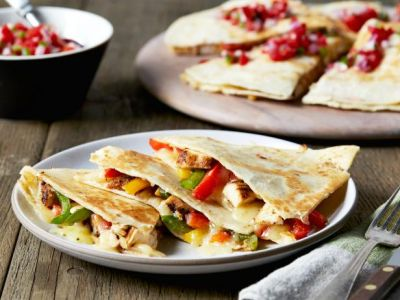 Chicken Quesadillas: The best starter for next get-together