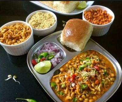 Lip smacking Missal Pav Recipe with step by step detail