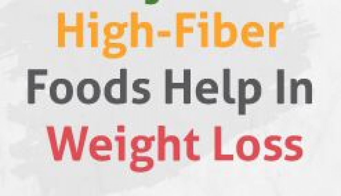 This High protein, fibre rich food is best suitable for weight loss