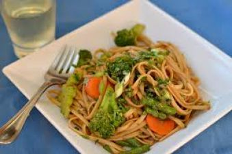 Enhance the flavor of Noodles with adding some vegetables