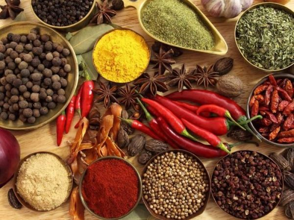 These Indian spices keep the body healthy