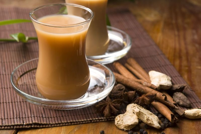 This winter enjoy this tasty and healthy masala chai with this recipe