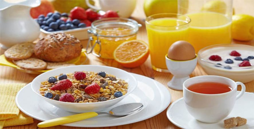 Study claims, High energy breakfast can help in reducing  extra weight in diabetics
