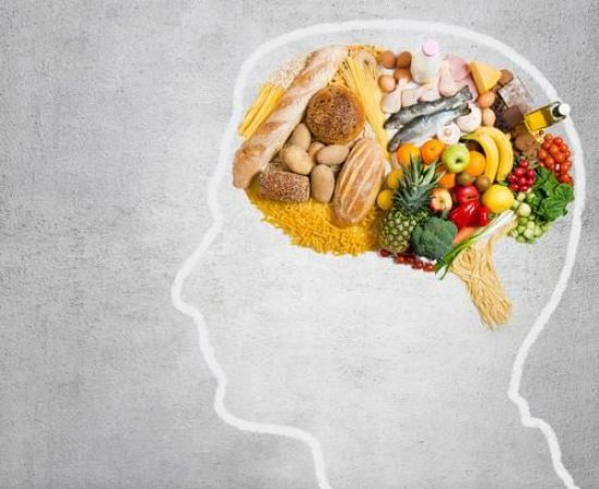 Eat Healthy diet  to face the symptoms of depression