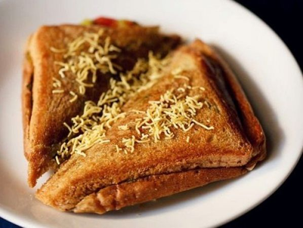 Amazing recipe to make tasty and crispy sandwich