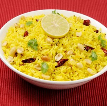 Recipe to make delicious South Indian Lemon Rice at home