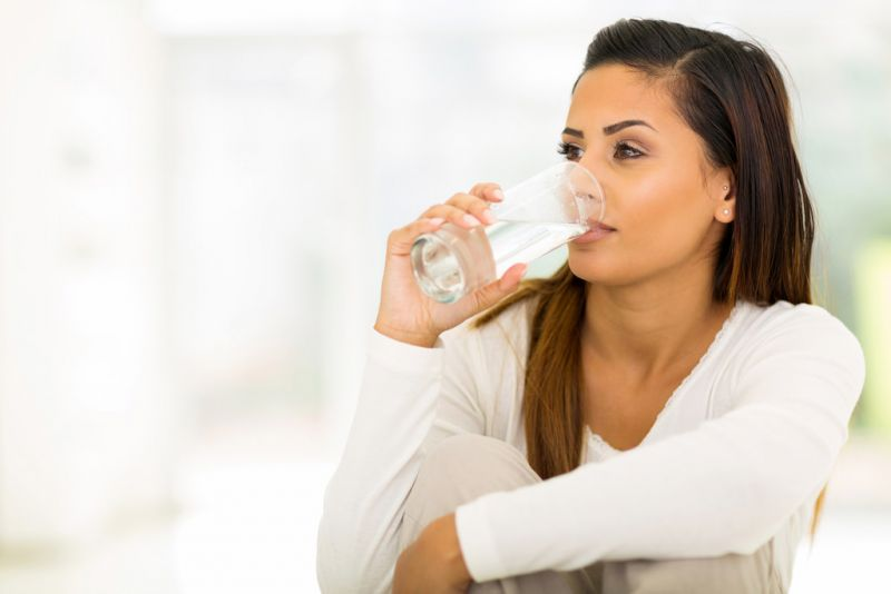 Avoid water after eating these foods