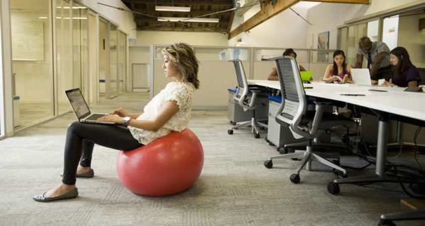 Tips to lose weight during office hours