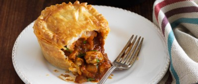 Best-ever butter chicken pie Recipe