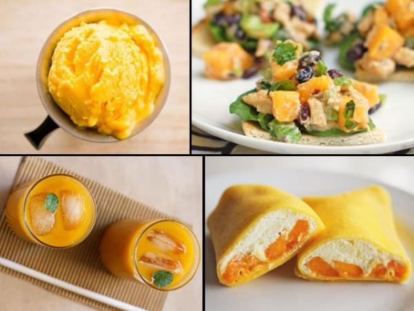 घर पर आप बना सकते है आम के टेस्टी व्यंजन