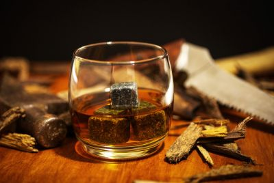 Have you heard about Whiskey Stones? Try this!