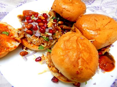Dip yourself into the taste of Gujarat with Dabeli