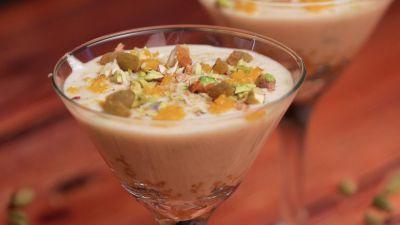 Have a quick look into recipe of Rabri Laddu Parfait